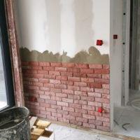 CGY Construction - Mur de briques