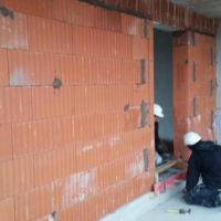 CGY Construction - Construction d'un mur